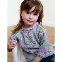 Cable Sweater PDF