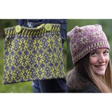 Lisa Ellis Designs H-31 Russian Winter Hat and Purse PDF