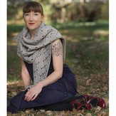 East London Knits Angelus Novus Shawl PDF