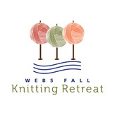 WEBS Fall Knitting Retreat, September 16–18, 2016