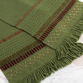 Next-Step Techniques for Rigid Heddle Weaving