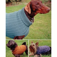 211X Dandy Dog Sweaters