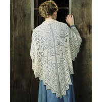 S-2003 Sheep Shawl