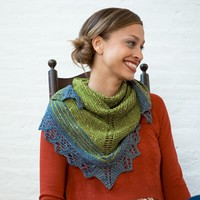 Quaking Aspen Shawl (Free)