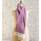 The Fibre Company + Kelbourne Woolens Voltaic Scarf (Free)