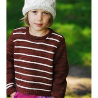 F04 Fundamental Children's Pullover PDF