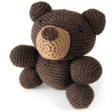 FreshStitches Teddy the Bear PDF