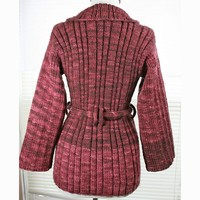 Syncopated Rib Coat PDF