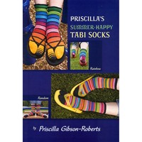Priscilla's Summer-Happy Tabi Socks