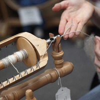 Introduction to Handspinning on a Wheel