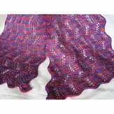 HeartStrings Beaded Lace Scarf II PDF