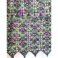 Scotch Thistle Lace Stole PDF