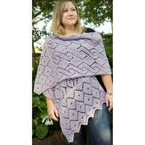 Imperial Yarn Lace Shawl (Free)