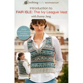 Introduction to Fair Isle: The Ivy League Vest DVD