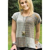 Knit One Crochet Too 2310 4-Square Tee