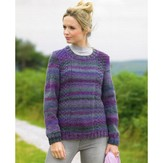 James C. Brett JB336 Sweater