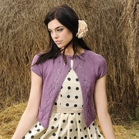 Cecily's Silk Cardigan Kit