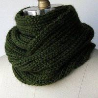 Double Wrap Cowl (Free Pattern)