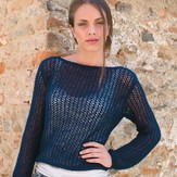 Filatura Di Crosa Lace Pullover #15 Kit