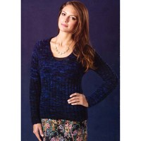 Mood Indigo Pullover Kit