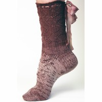 Bows and Arrows Socks (Free Pattern)