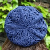 Valley Yarns 391 Willow Beret Kit