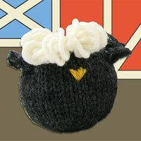 427 Knit Chicken Kit (Free Pattern)