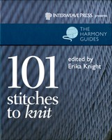 Harmony Guides: 101 Stitches to Knit
