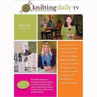Knitting Daily TV DVD Series 600