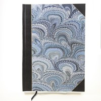Marbled Knitting Journal