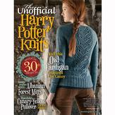 Interweave Knits Unofficial Harry Potter Knits 2013 Magazine