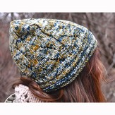 Knitting School Dropout Willow Hat PDF
