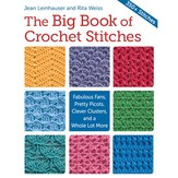 The Big Book of Crochet Stitches