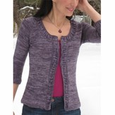 Lyrical Knits Making Waves Cardigan PDF