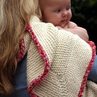 059 Organic Cotton Baby Blanket