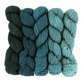 Wonderland Yarns Mad Hatter 5-Skein Pack