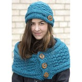 Mirasol Bella Hat and Cowl PDF