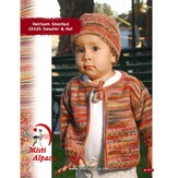 Misti Alpaca 1079 Heirloom Smocked Child's Sweater & Hat PDF