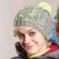Ladies´ Pompom Hat B (Free)