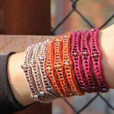 Nelkin Designs Mudra Beaded Cuff Kit