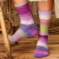 Cabled Socks PDF