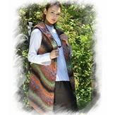 Noro Sleeveless Jacket Two (Akita 2) PDF