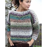 Noro Lace Sweater (Hanami 3) PDF