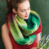 Noro Infinity Scarf PDF