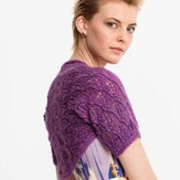 Noro Leaf Lace Shrug PDF