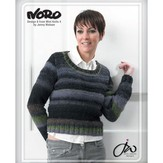 Noro 08 Sweater PDF - Designer Mini Knits 4