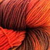 Valley Yarns Northfield Hand Dyed by the Kangaroo Dyer - Tamarind