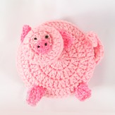 Lantern Moon Pig Tape Measure