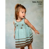 Plymouth Yarn 1701 Girl's Dress