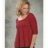 Plymouth Yarn 1889 Ladies A Line Top